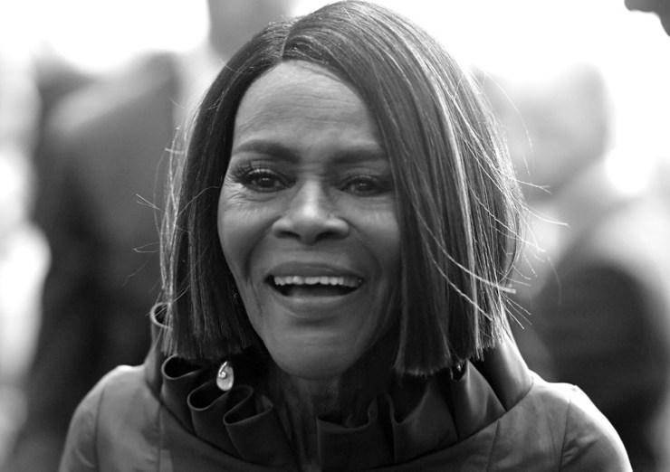 Cicely Tyson 47th AFI Life Achievement Award Honoring Denzel Washington - Red Carpet