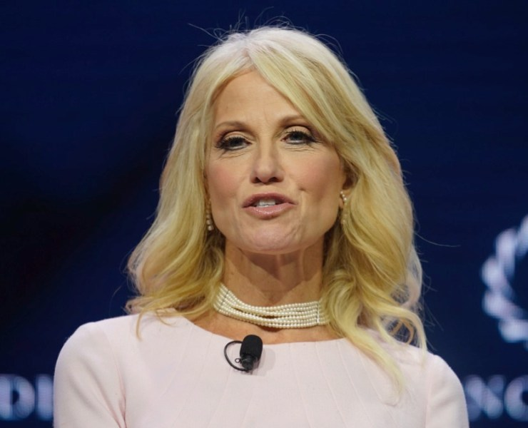 Kellyanne Conway The 2019 Concordia Annual Summit - Day 2