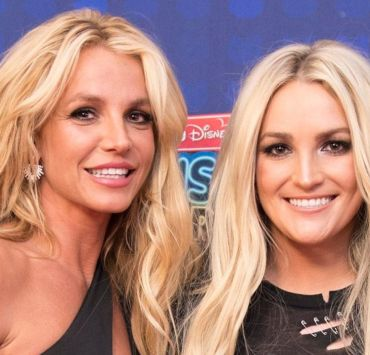 Jamie Lynn Spears and Britney Spears