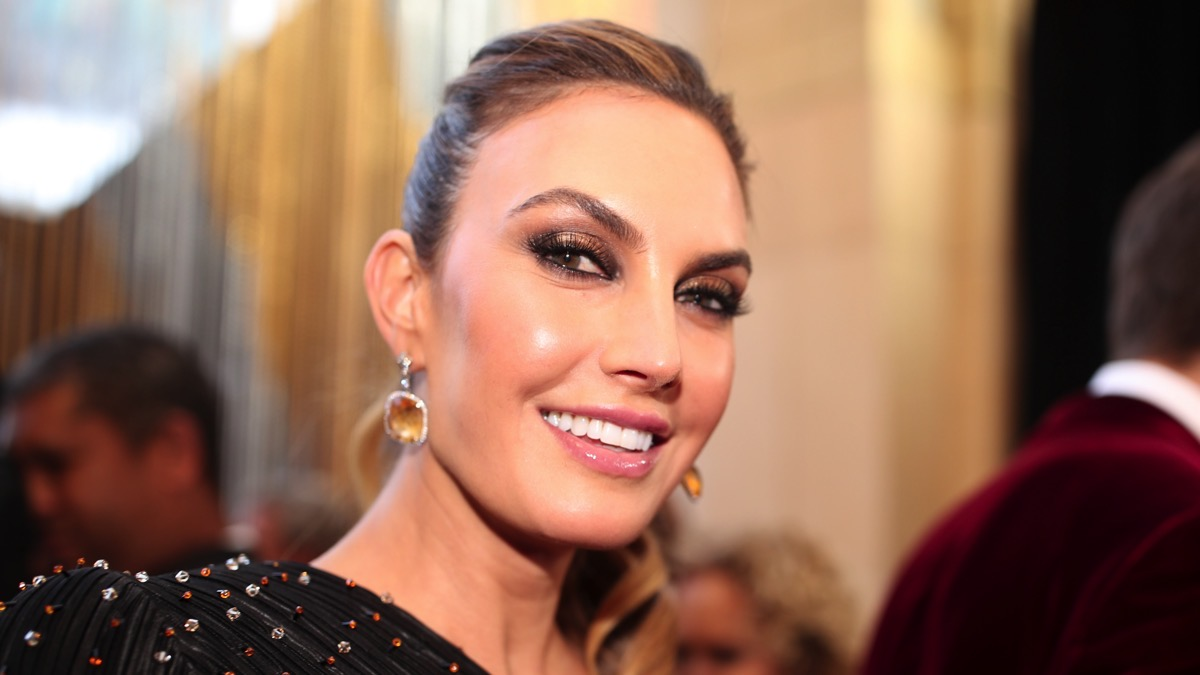 Elizabeth Chambers 90th Annual Academy Awards - Red Carpet