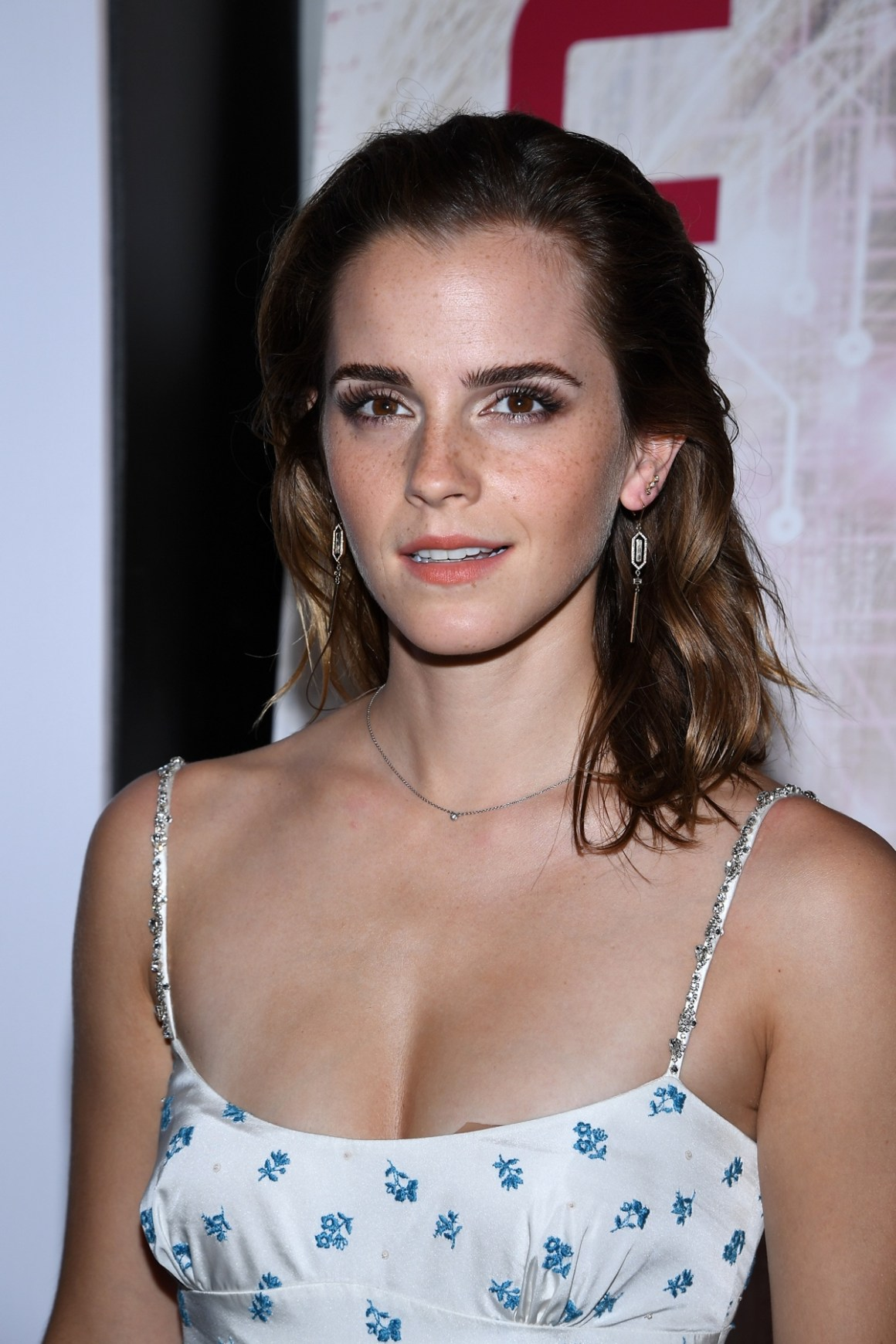 "Emma Watson ""The Circle"" Paris Premiere At UGC Normandie"