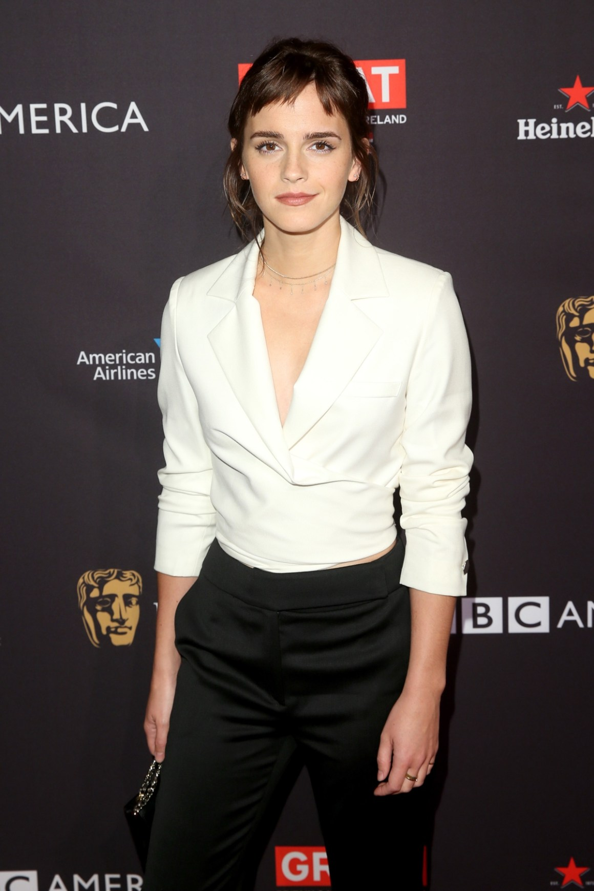 Emma Watson The BAFTA Los Angeles Tea Party - Arrivals
