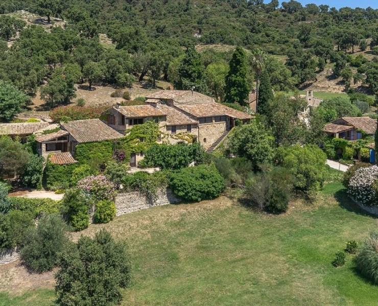 Johnny Depp's French Villa
