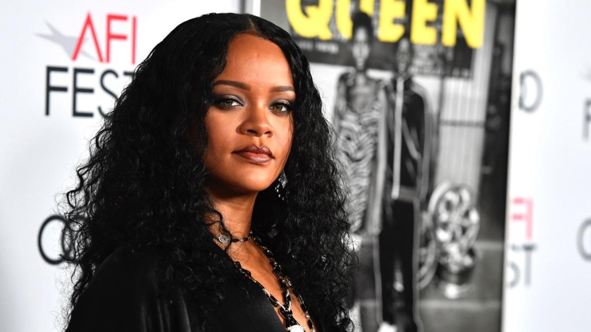 "Rihanna AFI FEST 2019 Presented By Audi – ""Queen & Slim"" Premiere Arrivals"