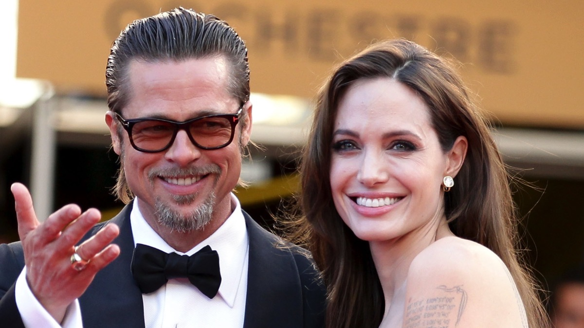"""Angelia Jolie and Brad Pitt """"The Tree Of Life"""" Premiere - 64th Annual Cannes Film Festival"""