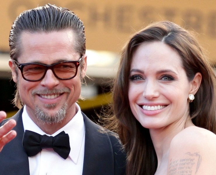"Angelia Jolie and Brad Pitt ""The Tree Of Life"" Premiere - 64th Annual Cannes Film Festival"