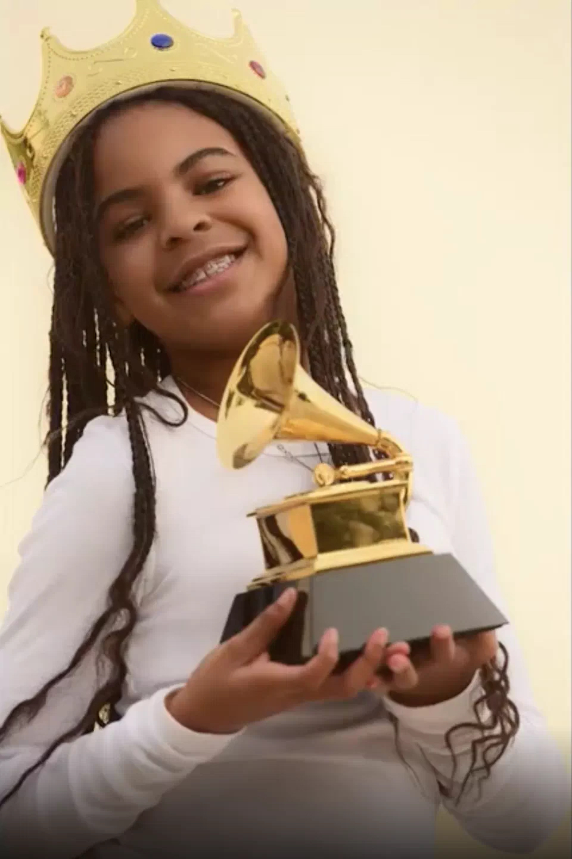 Blue Ivy Carter Grammy
