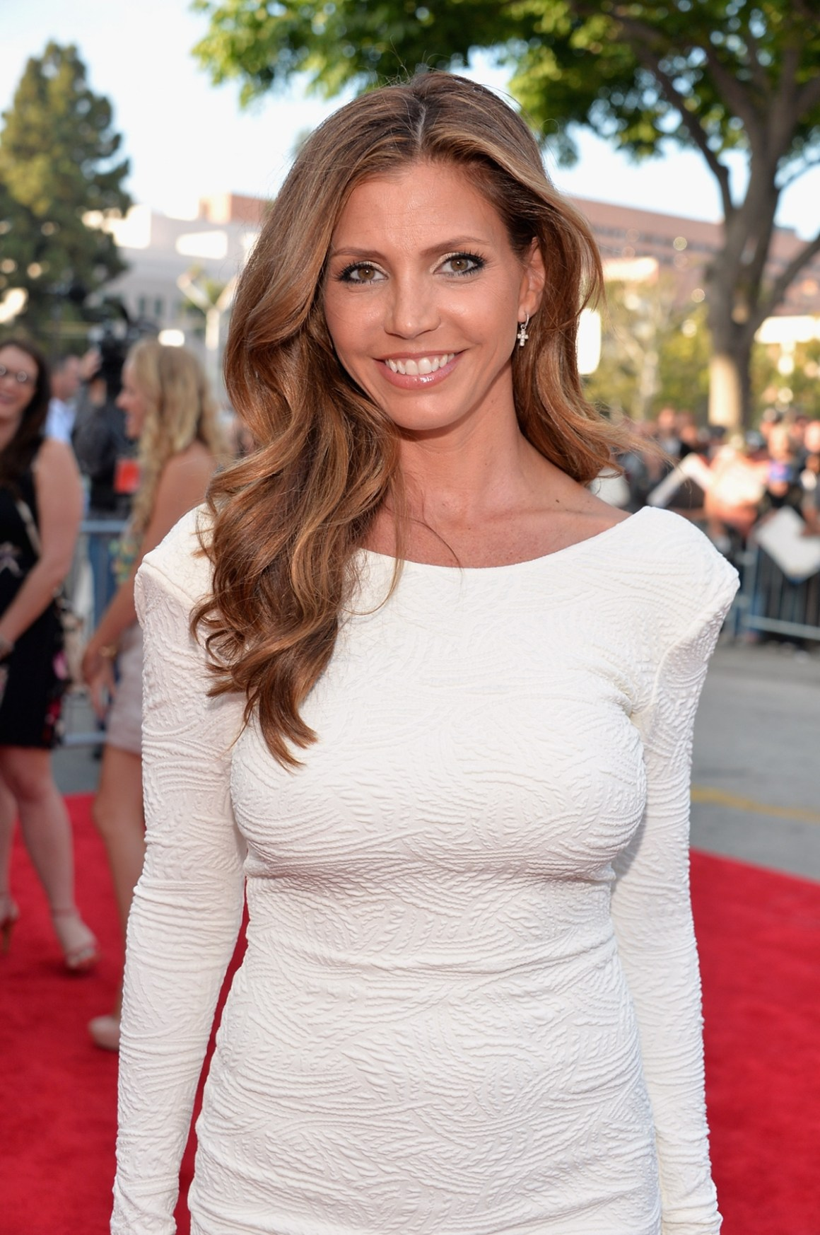 "Charisma Carpenter Premiere Of Columbia Pictures' ""This Is The End"" - Red Carpet"