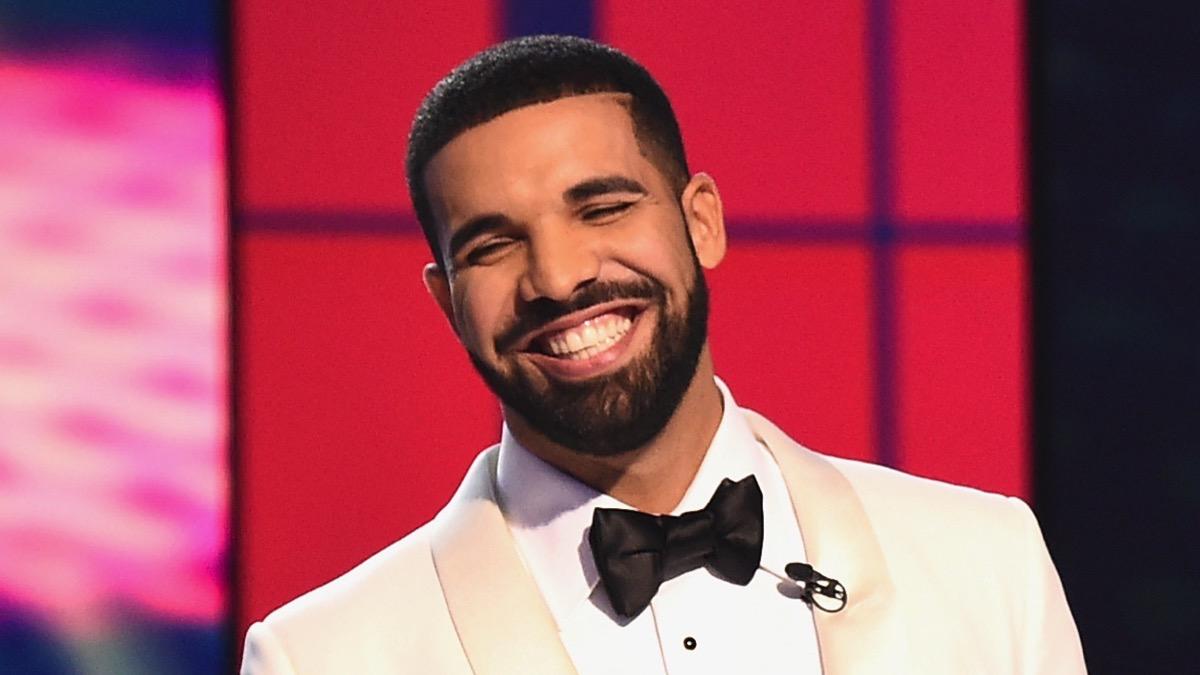 Drake 2017 NBA Awards Live On TNT - Inside