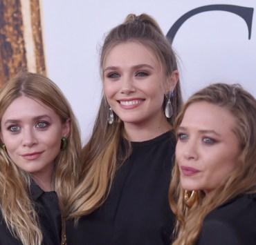 Elizabeth Olsen Mary Kate Olsen Ashley Olsen 2016 CFDA Fashion Awards - Arrivals