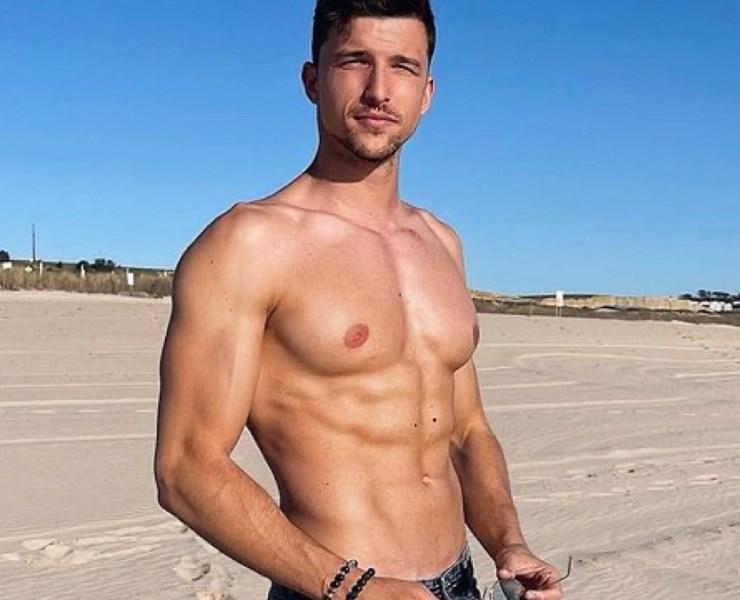 model Fabio Teles