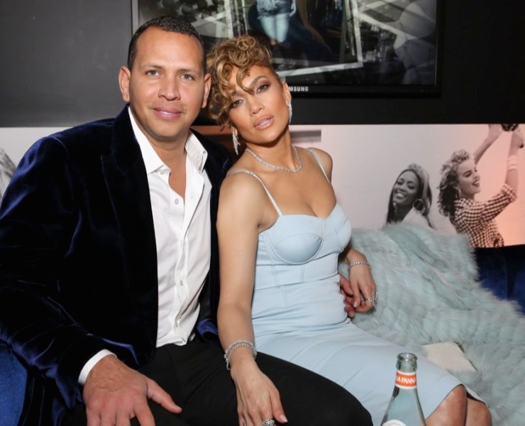 Jennifer Lopez and Alex Rodriguez Guess Spring 2018 Campaign Reveal Starring, Jennifer Lopez