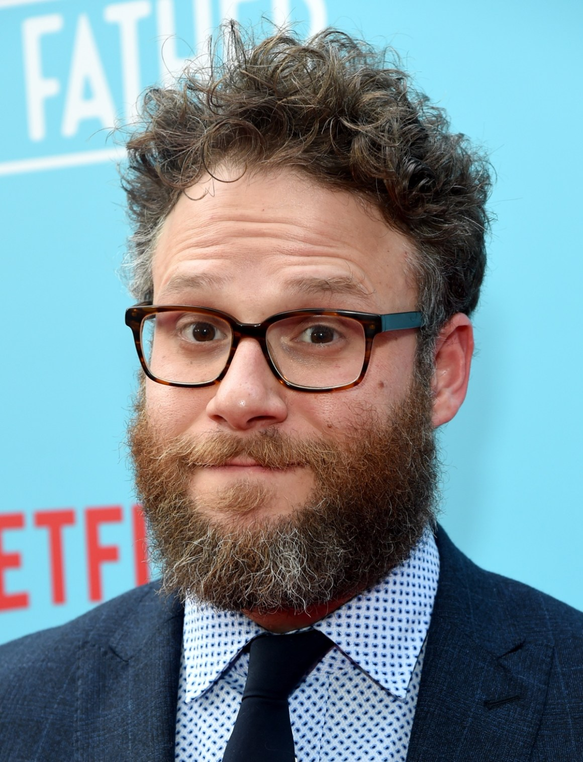 """Seth Rogen Premiere Of Netflix Original Film' """"Like Father"""" At ArcLight Theaters"""