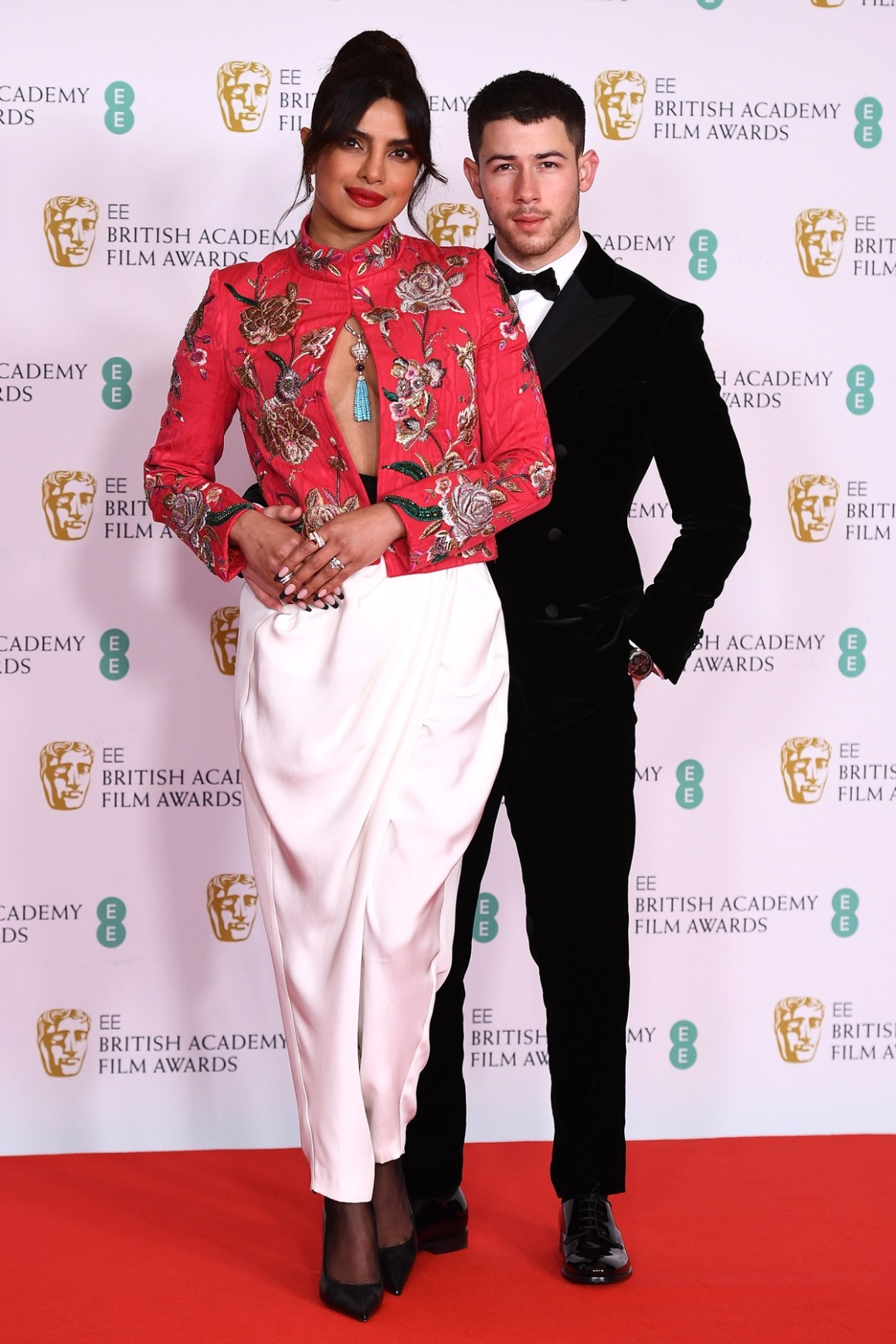 BAFTAs EE British Academy Film Awards 2021 - Arrivals