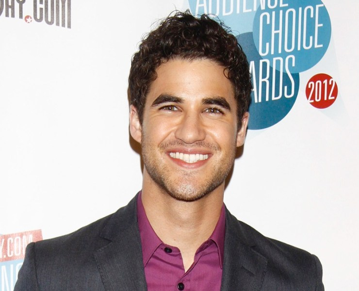 Darren Criss at the The 13th Annual Broadway.com Audience Choice Awards