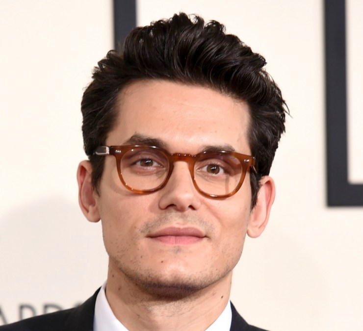 John Mayer 57th GRAMMY Awards - Arrivals