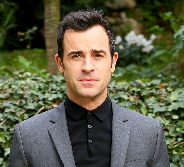 Justin Theroux 'Zoolander No. 2' Rome Photocall - January 30th