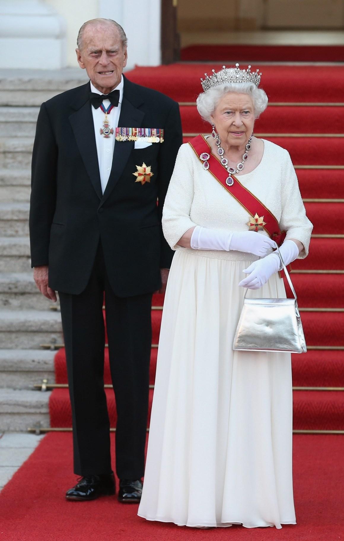 Queen Elizabeth's husband Prince Philip dead at 99 1