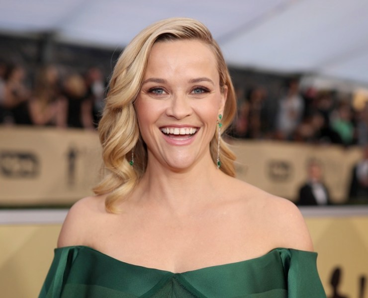 Reese Witherspoon 24th Annual Screen Actors Guild Awards - Red Carpet