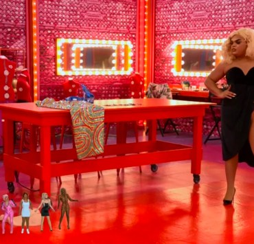 RuPaul's Drag Race Henny, I Shrunk the Drag Queens