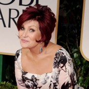 Sharon Osbourne 69th Annual Golden Globe Awards - Arrivals