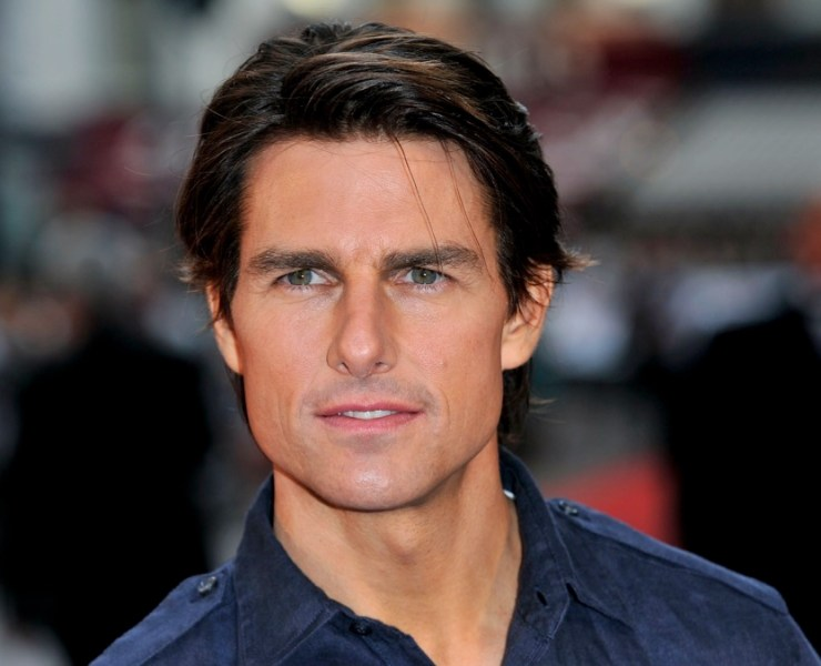 Tom Cruise Knight And Day - UK Film Premiere - Red Carpet Arrivals