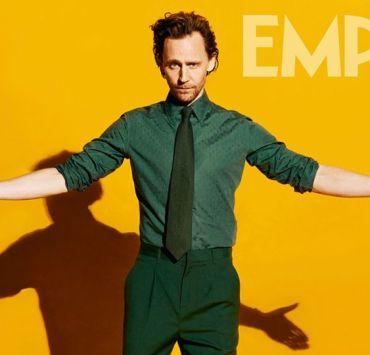 Tom Hiddleston Empire magazine