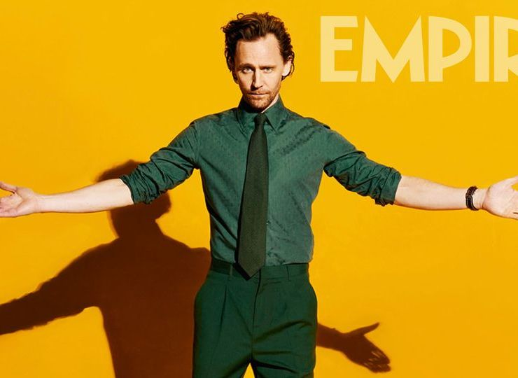 Tom Hiddleston Empire magazine