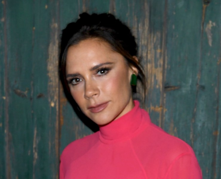 Victoria Beckham Vogue's Forces Of Fashion Conference