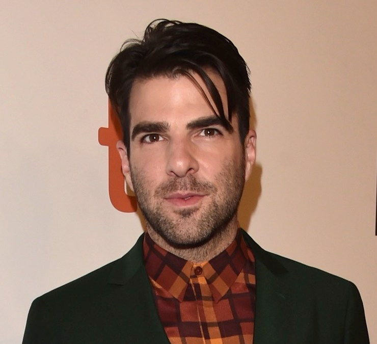 "Zachary Quinto 2016 Toronto International Film Festival - ""Snowden"" Premiere - Arrivals"