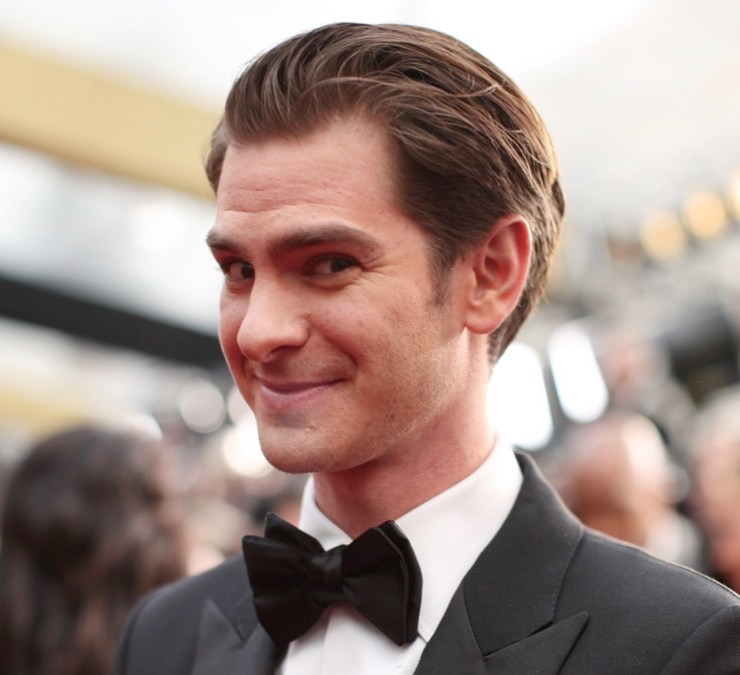 Andrew Garfield 89th Annual Academy Awards - Red Carpet
