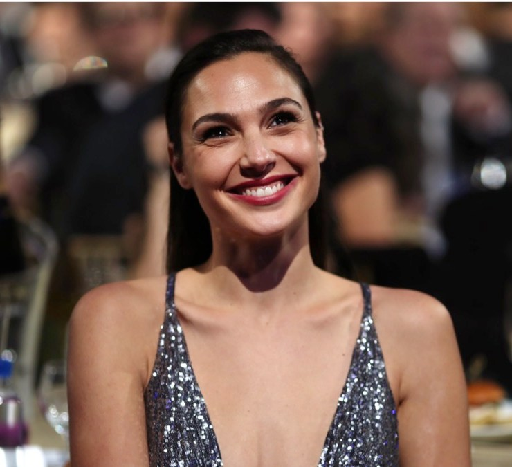 Gal Gadot The 23rd Annual Critics' Choice Awards - Inside