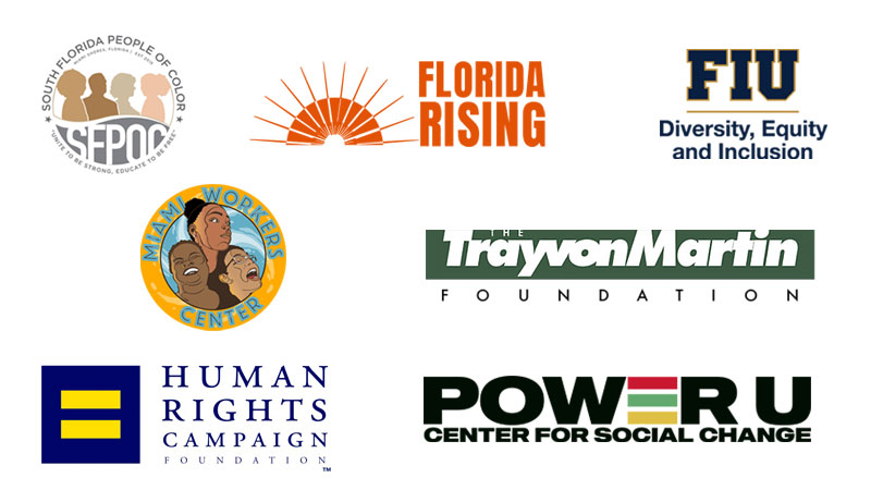 Social Justice Institute conference silver sponsors