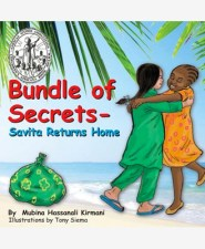 Bundle of Secrets: Savita Returns Home Book Cover