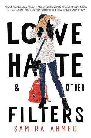 Love Hate & Other Filters - Social Justice Books