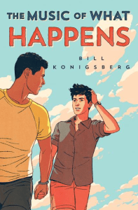 The Music of What Happens link to Powells.com