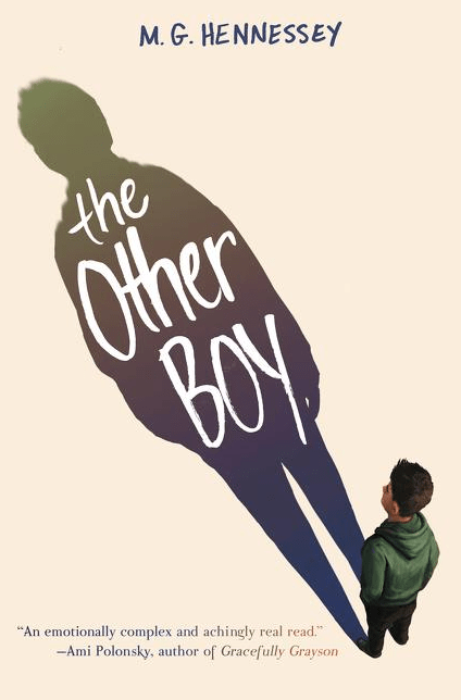 The Other Boy book cover link to Powells books website