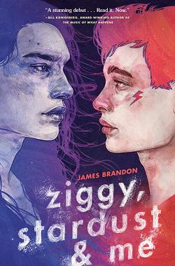 Ziggy Stardust & Me bookcover