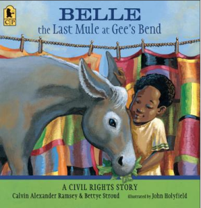 link to Powells Books for Bell, the Last Mule