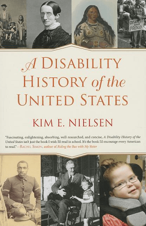 link to Bookshop.org for A Disability History of the United States
