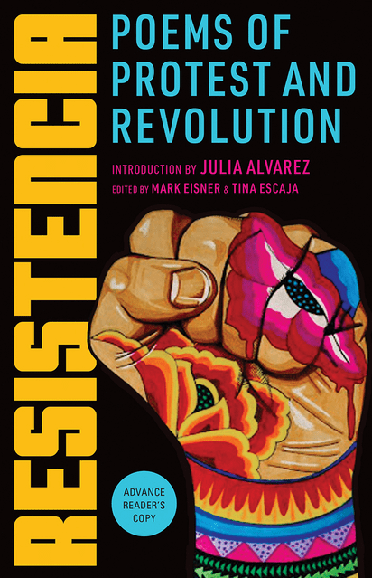 link to Bookshop for Resistencia: Poems of Protest and Revolution