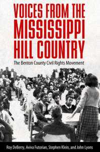 link to Bookshop.org to purchase Voices From the Mississippi Hill Country