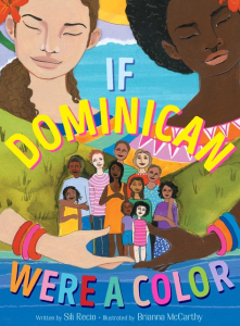 link to purchase If Dominican Were a Color on Bookshop.org