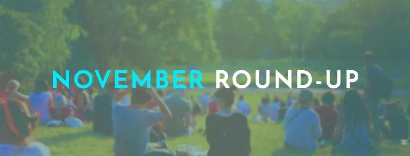 SocialLadder ambassador program event round-up for November