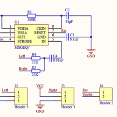 Audio Spectrum Analyzer Circuit Diagram Bmw X5 E53 Abs Wiring S18 With Graphics Display Embedded Dfrobot Schematic