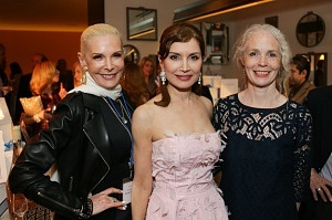 Michele Herbert, Jean Shafiroff, Christine Crowther