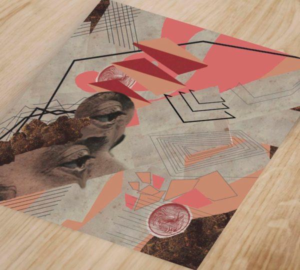Full Metal Dreams Artwork Print 2 Social Living