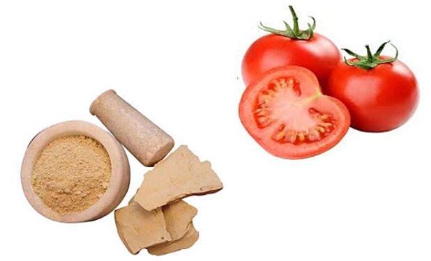 Multani-Mitti-with-Tomato-and-Oatmeal