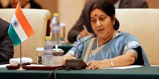 The most active and modern Foreign Minister of India