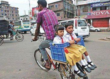 My rikshaw Jugaad